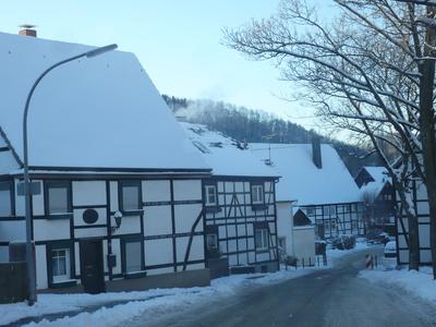 Fachwerkhäuser  im  Sauerland
