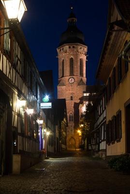 Altstadtflair bei Nacht...3...