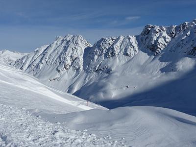 Skifahren 3