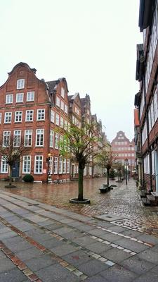 Hamburg Museumsstraße