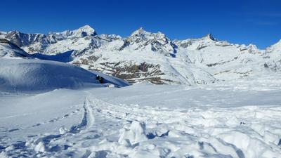 Wintersport-Zeit