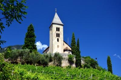 St. Jakob in Kastelaz (bei Tramin, Südtirol) #2