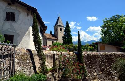 St. Jakob in Kastelaz (bei Tramin, Südtirol) #3
