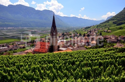 Pfarrkirche zu Tramin (Südtirol)
