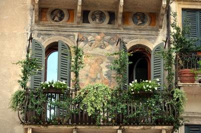 Der Kunst-Balkon