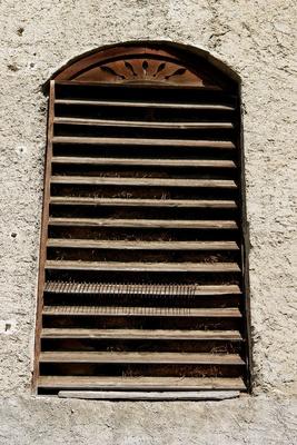 Stroh-Fenster