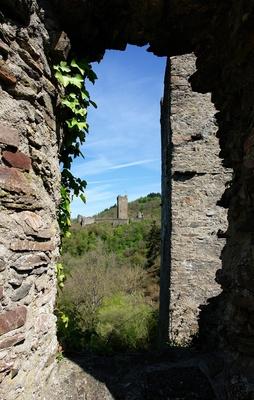 Ruine Burg Manderscheid #6
