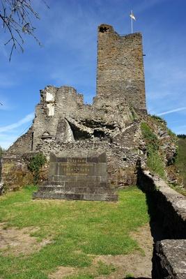 Ruine Burg Manderscheid #8