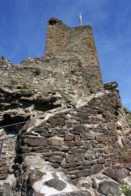 Ruine Burg Manderscheid #9