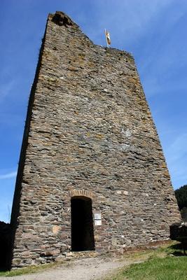 Ruine Burg Manderscheid #10