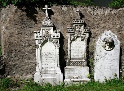 historische Gräber