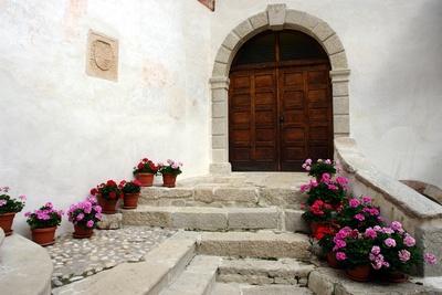 Portal Kloster San Romedio