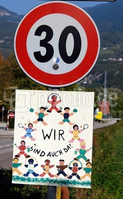 Tempo 30 Kinderschutz