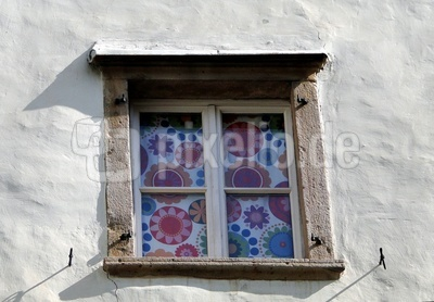 70er-Jahre-Feeling-Fenster