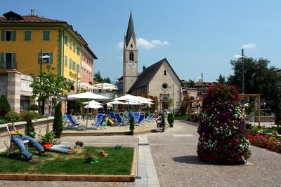 Cles im Trentino