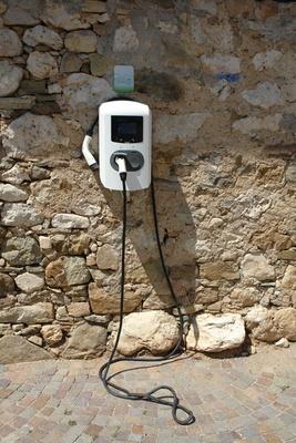 elektrischer Zapfhahn