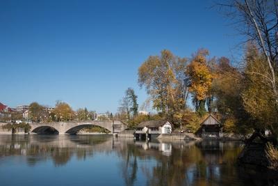 Rheinbrücke Rheinfelden ...Deutschland...Schweiz