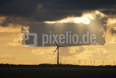 Die Kraft von Sonne, Wind & Meer