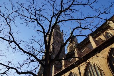 Kraft-Ort Lorenzkirche