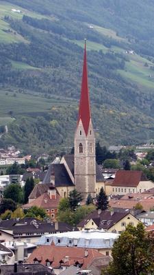 Pfarrkirche Mariä Himmelfahrt zu Schlanders