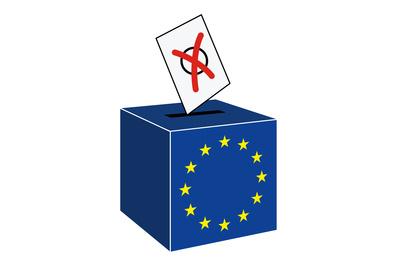 Europa Wahlurne