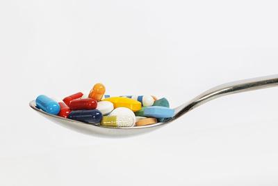 Medikamentenvergabe