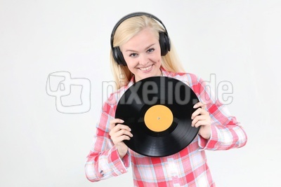Die gute alte Schallplatte