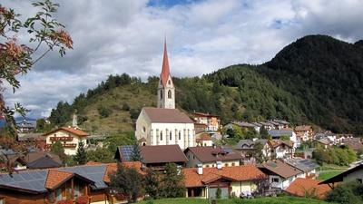 Herz-Jesu-Kirche zu Teis im Eisacktal #2