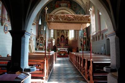 in der Herz-Jesu-Kirche zu Teis im Eisacktal #2