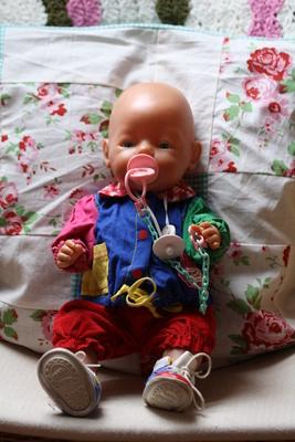 Kleine Babypuppe