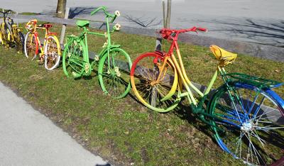 Die Radsaison ist eröffnet