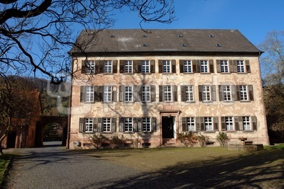 Büdinger Schloss