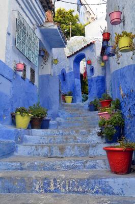 Chefchaouen, die blaue Stadt Marokkos