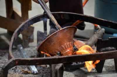 Selbstgemacht, Handwerk aus Fes, Marokko