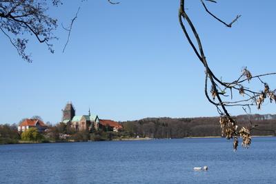 Blick auf den Ratzeburger Dom