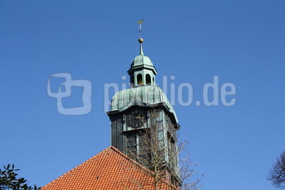 Schöner Kirchturm