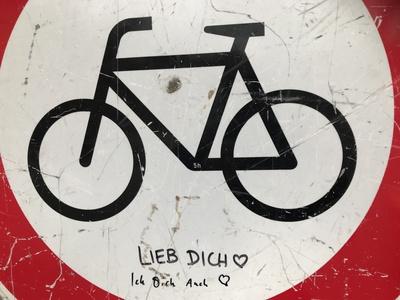 Dein Fahrrad liebt dich
