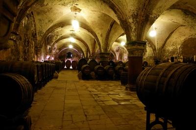Kloster Eberbach, Weinkeller