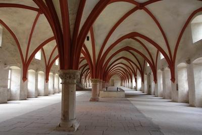 Impressionen Kloster Eberbach #3