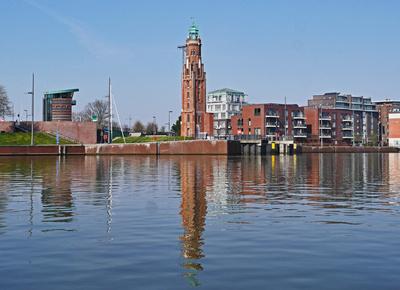 Alter Leuchtturm Bremerhaven