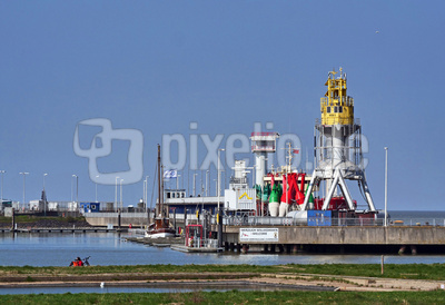 Cuxhaven Seehafen