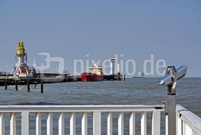 Cuxhaven- Elbmündung