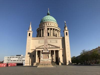 St. Nikolaikirche Potsdam / Foto: Alexander Hauk
