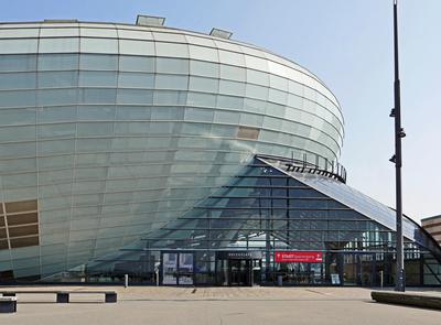 Klimahaus Bremerhaven - Eingangsbereich