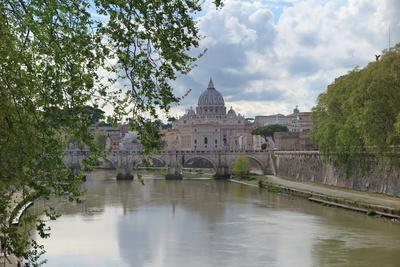 Rom im Frühling