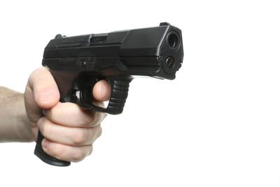 Ein Schuss  - ein Treffer