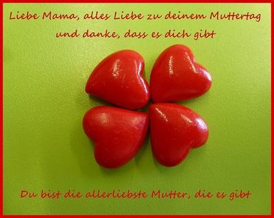 Zum Muttertag