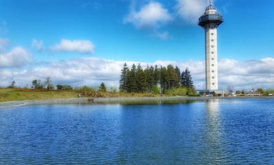Turm am See