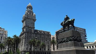 Plaza Independencia , Montevideo