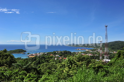 French Harbor Roatan Islas de Bahia (Honduras)